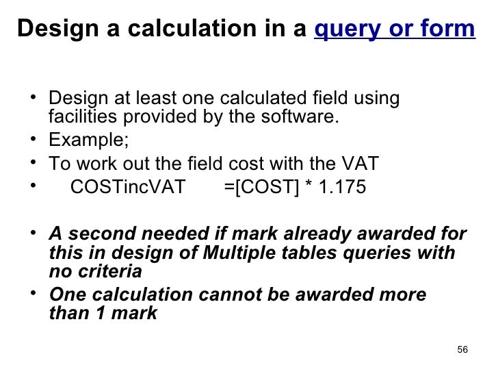 wjec it4 example coursework