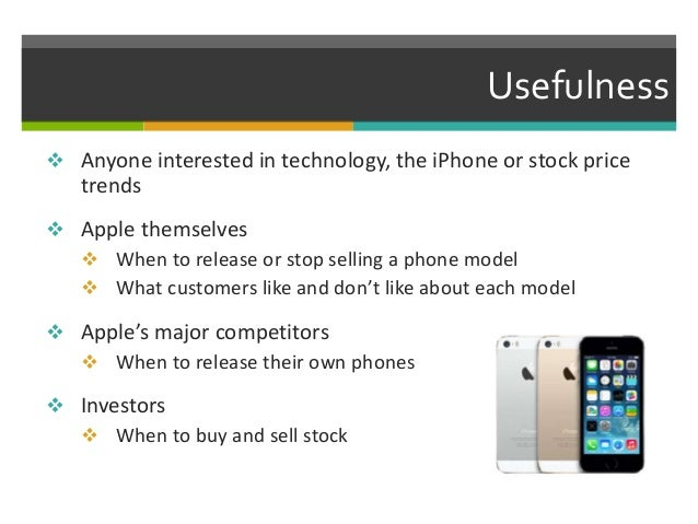 iphone price analysis The 2012 iphone 5 reviewed here is no longer sold, but the 2013 iphone 5s and iphone 5c remain on sale at reduced prices the 5c is basically the iphone 5 in a plastic body, but -- as of september.
