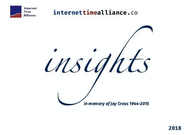 insights internettimealliance.co in memory of Jay Cross 1944-2015 2018