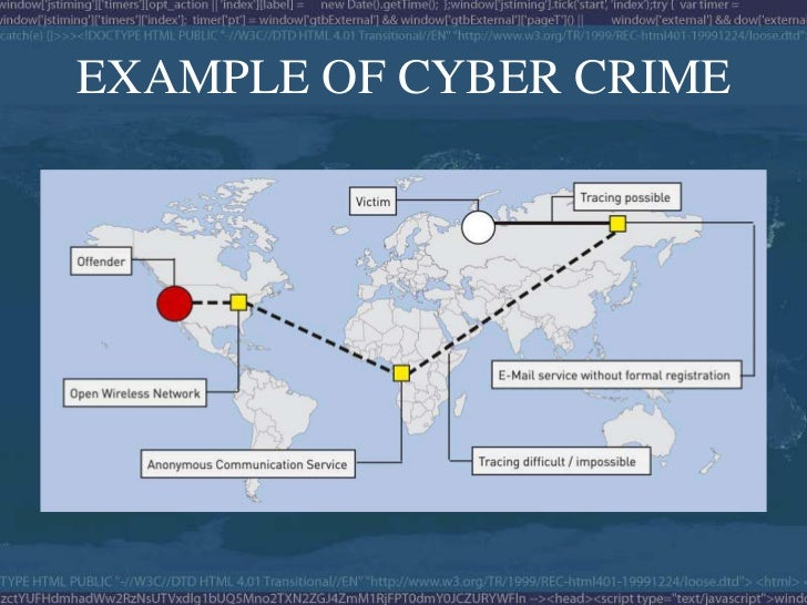 cybercrime and law South african law on cybercrime comprehensive listing of cybercrime resources in south africa and from around the world for individuals at all levels.