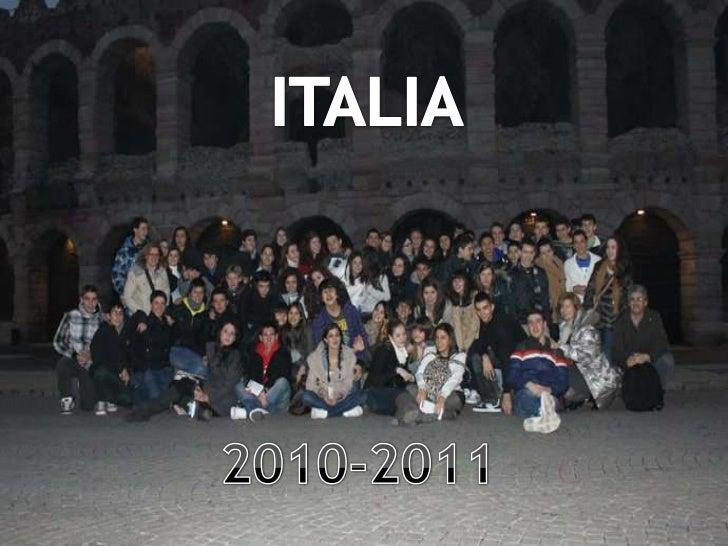 ITALIA<br />2010-2011<br />
