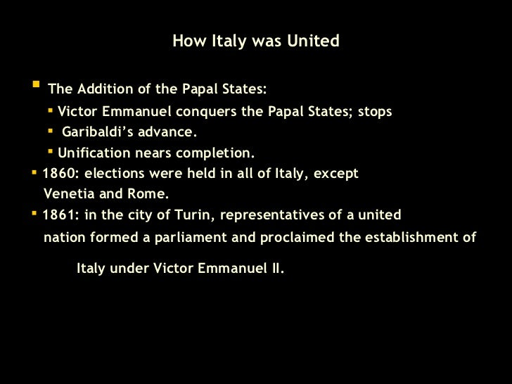italian and german unification  12 how