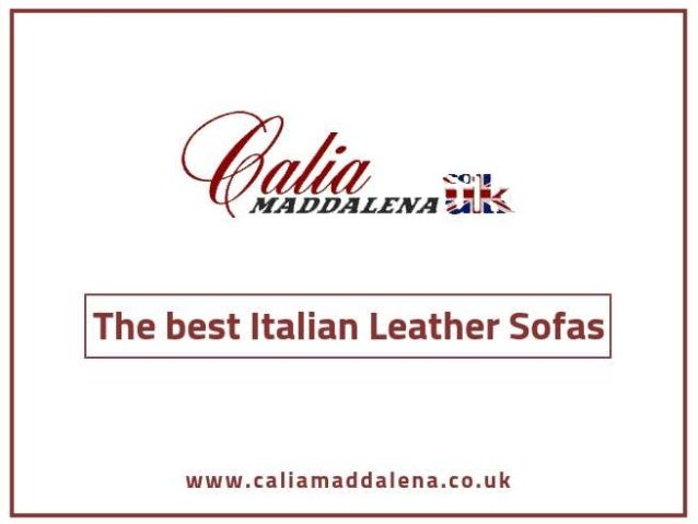 Cool Shop The Best Italian Leather Sofas Pabps2019 Chair Design Images Pabps2019Com