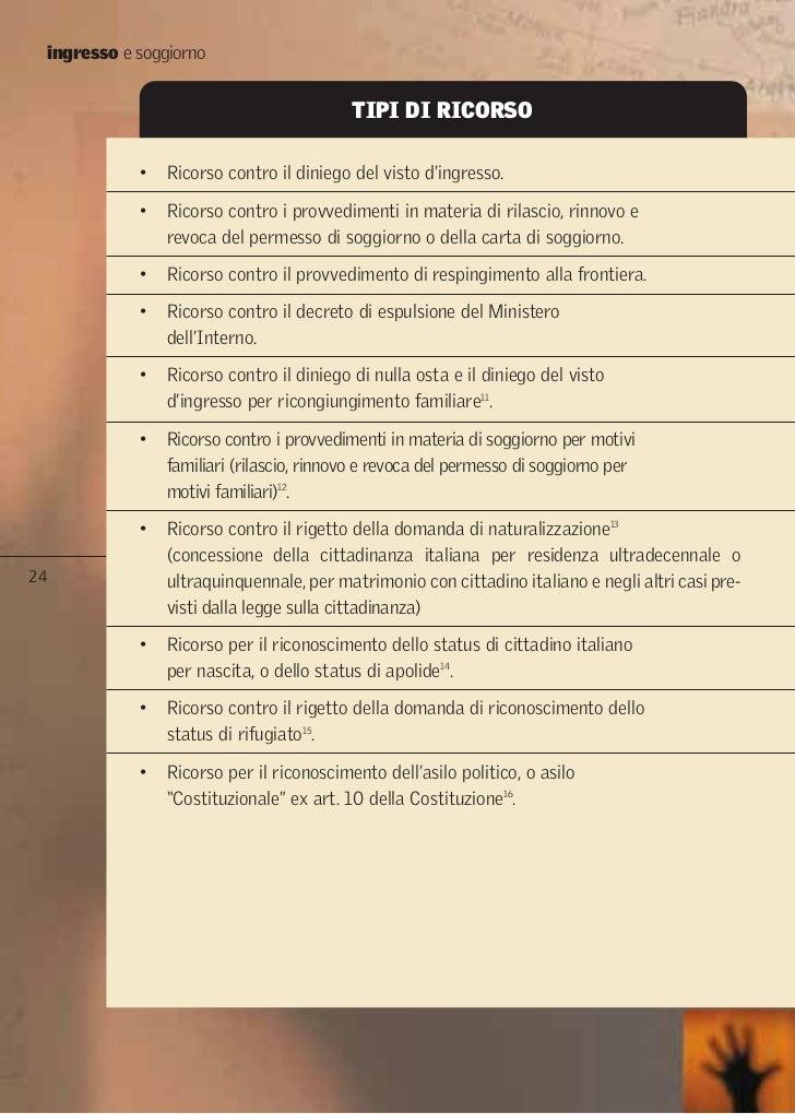 Emejing Carta Soggiorno Per Motivi Familiari Pictures - House Design ...