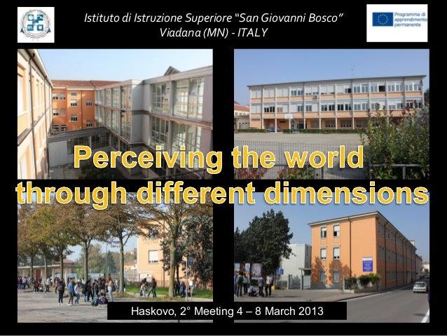 """Istituto di Istruzione Superiore """"San Giovanni Bosco""""Istituto di Istruzione Superiore """"San Giovanni Bosco""""Viadana (MN) - I..."""