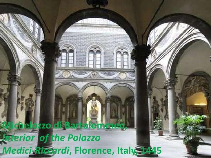 italian renaissance architecture art history