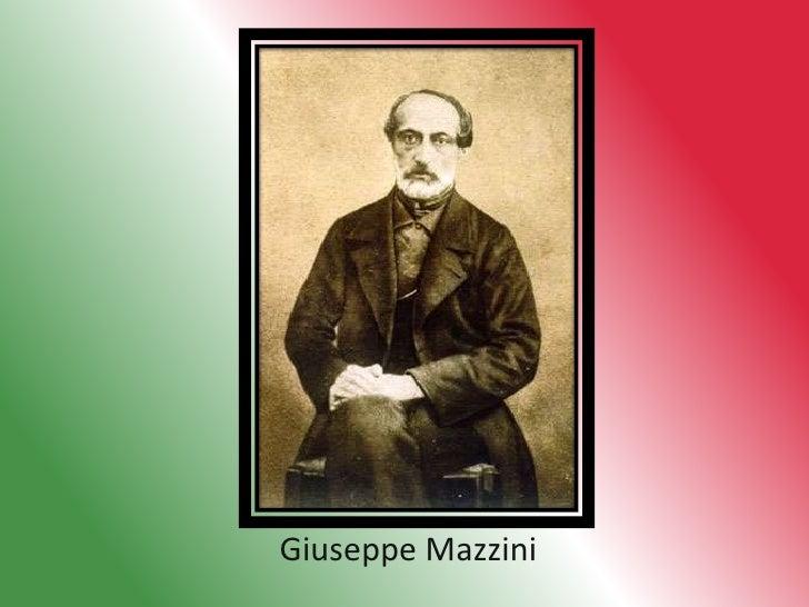 Giuseppe Mazzini<br />