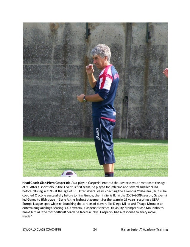 genoa fc youth academy - photo#31