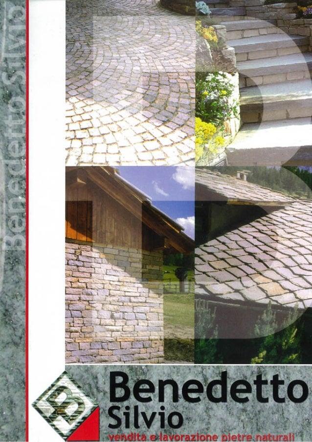 Italian stone - Pietra di Luserna - catalogo Italiano