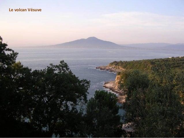 Le volcan Vésuve
