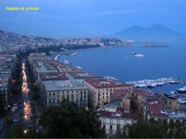 Naples et sa baie