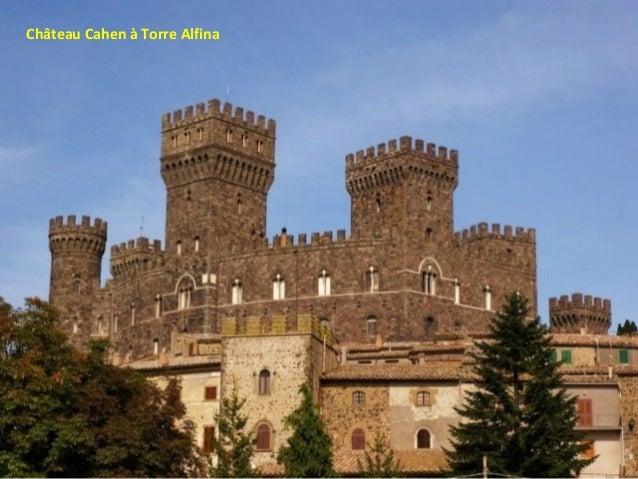 Château Cahen à Torre Alfina