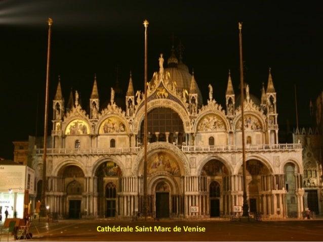Cathédrale Saint Marc de Venise
