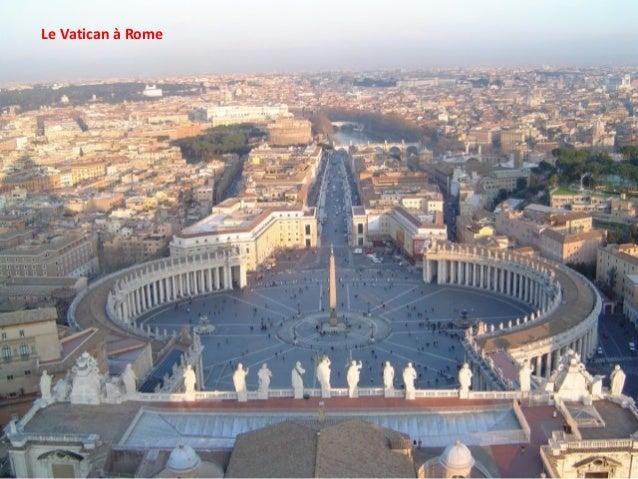 Le Vatican à Rome