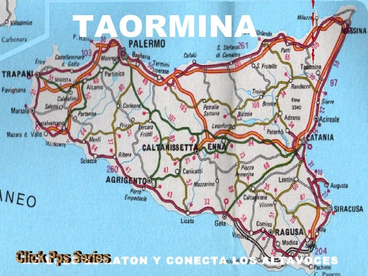 TAORMINA   NO USES EL RATON Y CONECTA LOS ALTAVOCES   Click Pps Series