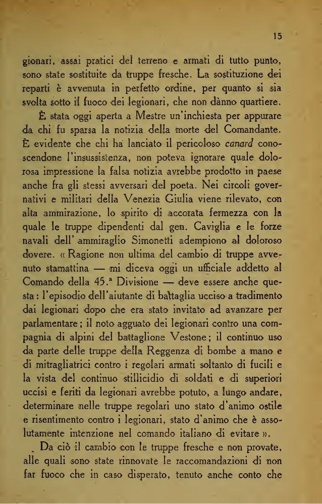 38 Bassini e i legionari si scambiano cavallerescamente il sa- luto di capo d'anno. Dal personale di bordo del Farasina, a...