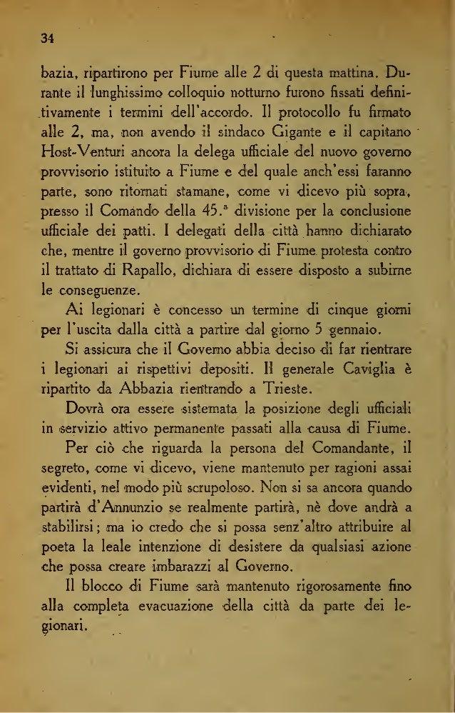 41 vano opporsi ad un eventuale sbarco da parte delle unità regolari. Dopo i colpi <ìeV Andrea Dona, il Comandante d'An- n...