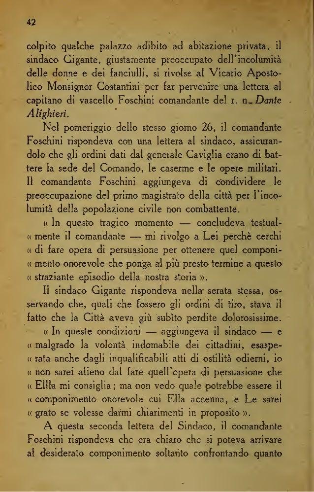 49 ufficiali, ricordando all' Italia che il Corpus separatum di Fiume in linea Sì diritto ha sempre compreso pure il Delta...