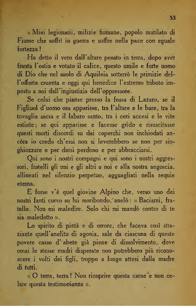 60 Egli aveva atteso il momento convenuto per il ritiro delle navi defezionate a bordo della Dante, dove Taltra sera è sta...