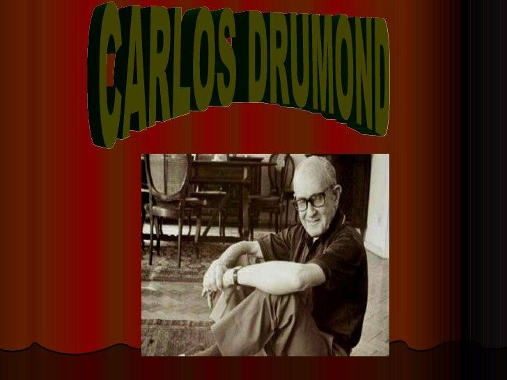 CARLOS DRUMOND