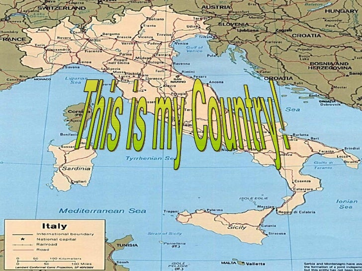This is my Country!