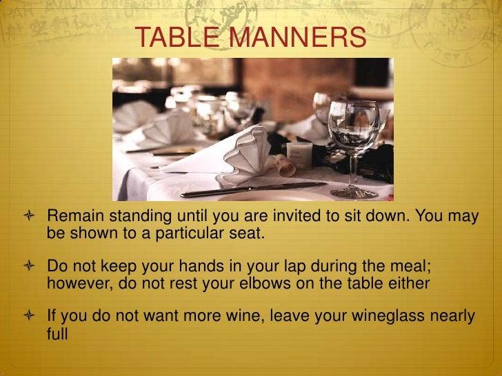 Italian dating etiquette