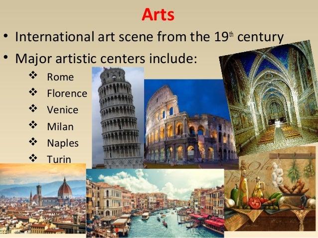 Culture Profile Italy