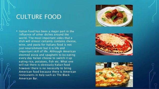 italian culture food | Food