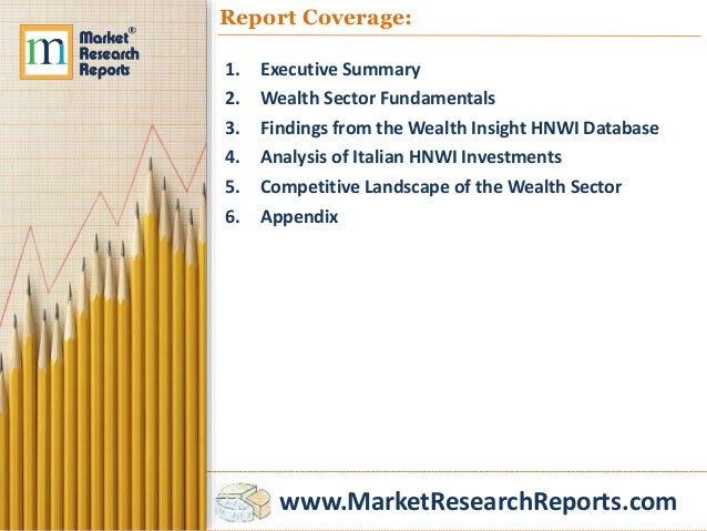Italy Wealth Report 2015