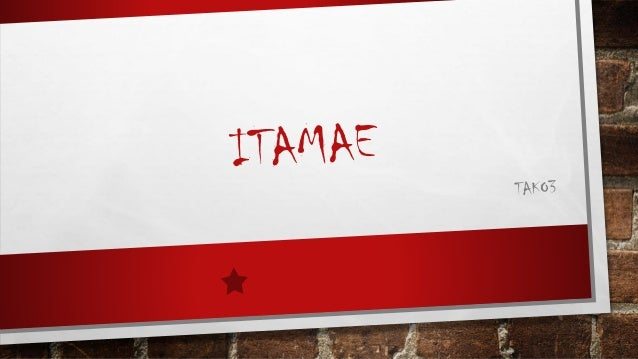 WHAT IS ITAMAE • オープンソースの構成管理ツール(パッケージ入れたり、ディレクトリ操作したり、設定したり) • puppet,chef,ansibleの様なもので、 chefのよい点を受け継ぎ、導入し易くしたもの • Rubyで...