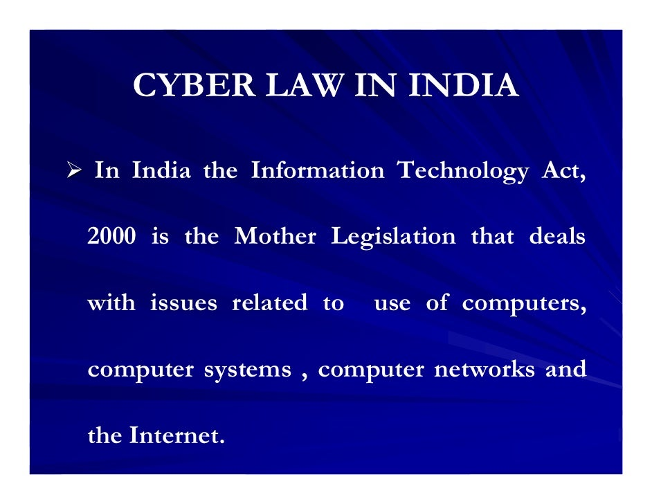 notes on information technology act 2000 pdf