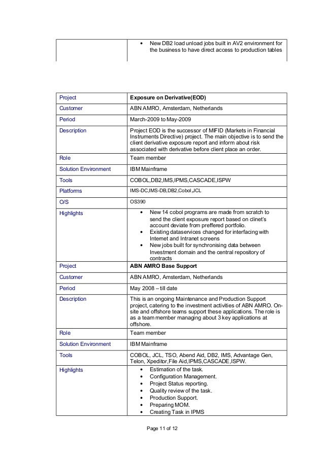 Investment Banker Job Description. It Analyst Investment Banking U0026  Project Lead