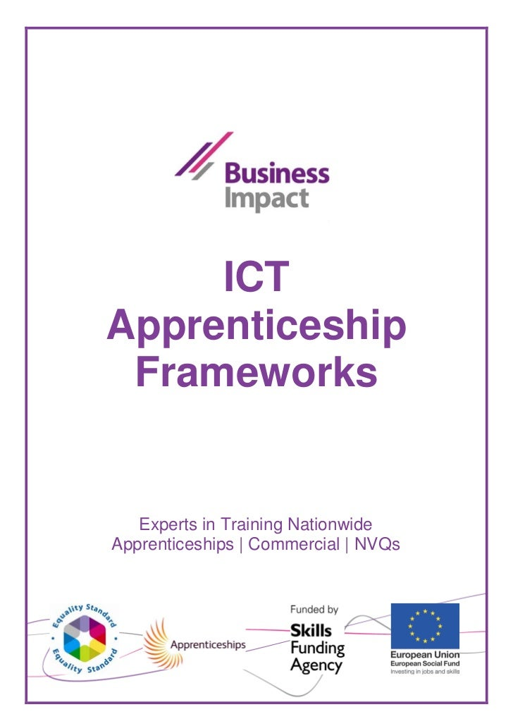 ICTApprenticeship Frameworks   Experts in Training NationwideApprenticeships | Commercial | NVQs