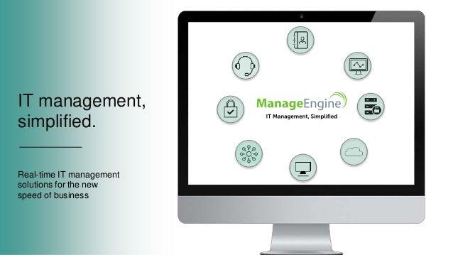 IT Asset Management in ServiceDesk Plus