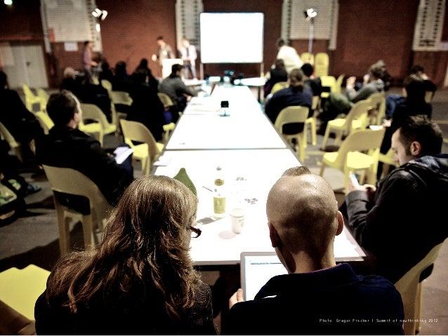 Photo: Gregor Fischer | Summit of newthinking 2012