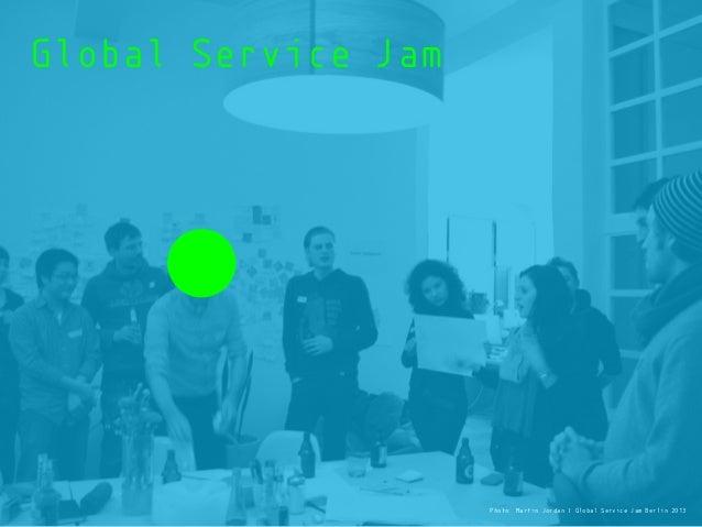 Photo: Martin Jordan | Global Service Jam Berlin 2013 Global Service Jam