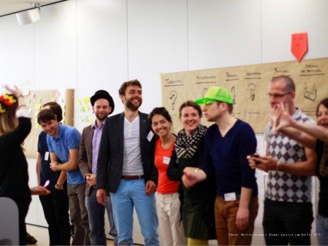 Photo: Martin Jordan | Global Service Jam Berlin 2013