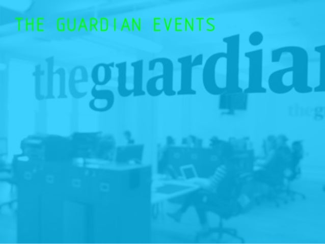 THE GUARDIAN EVENTS