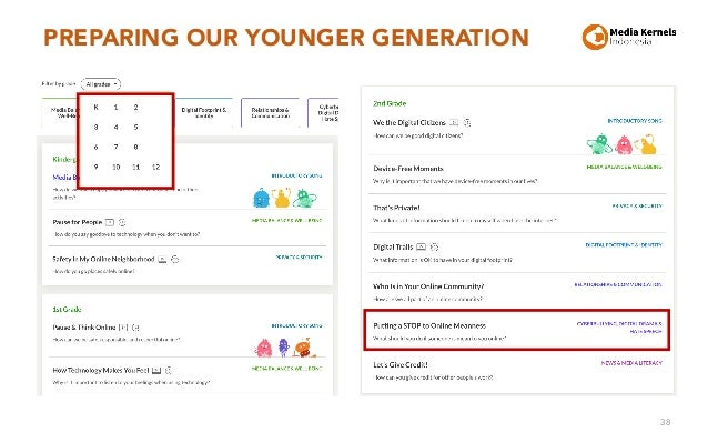 PREPARING OUR YOUNGER GENERATION 38