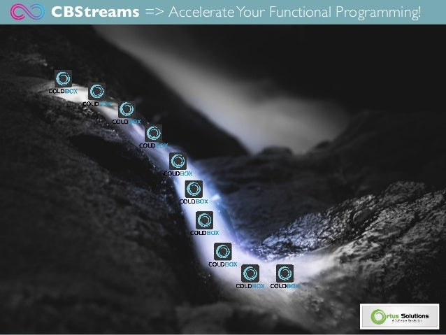 ITB2019 CBStreams : Accelerate your Functional Programming with the power of Java Streams - Luis Majano Slide 2