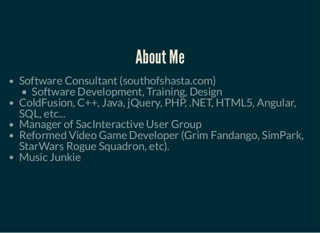 ITB2019  CommandBox vs Node.js - Nolan Erck Slide 2