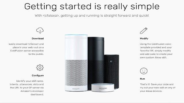 ITB2019 Easily Build Amazon Alexa skills with ColdFusion - Mike Calla…
