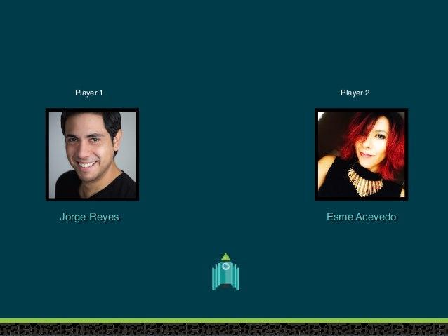 ITB2019 Lessons Learned -  Esmeralda Acevedo & Jorge Reyes Slide 2