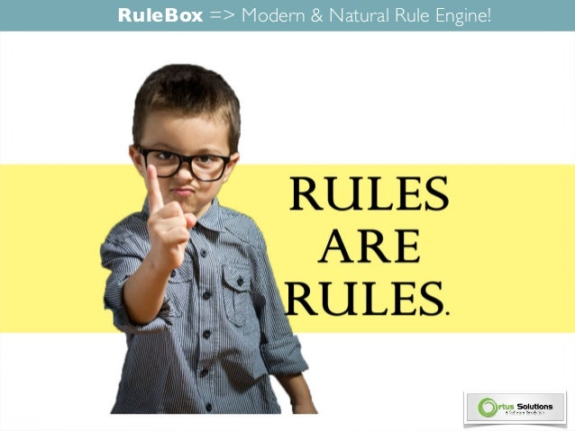 ITB2019 RuleBox : The natural rule engine for CFML - Luis Majano Slide 2
