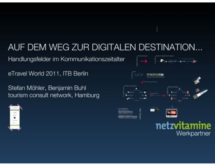 Netzvitamine tourismconsultnetwork ITB Berlin 2011