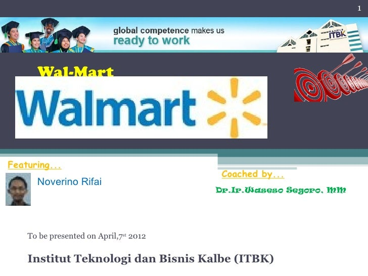 a basic overview of wal marts history Walmart inc (formerly wal-mart stores, inc) is an american multinational retail corporation that operates a chain of hypermarkets, discount department stores, and grocery stores.