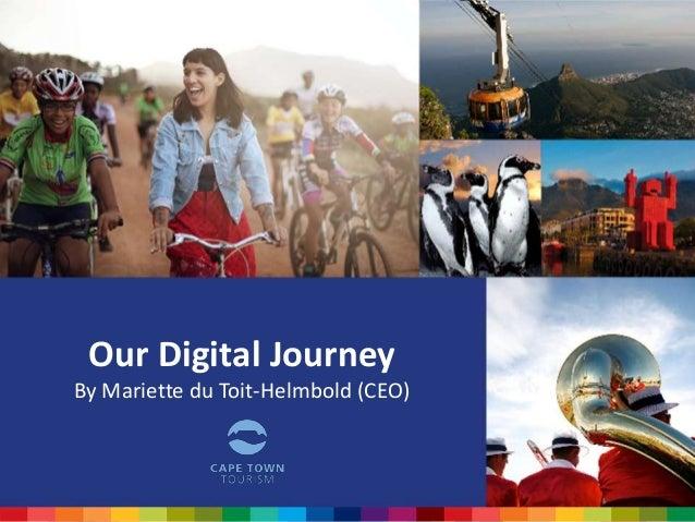 Our Digital Journey By Mariette du Toit-Helmbold (CEO)