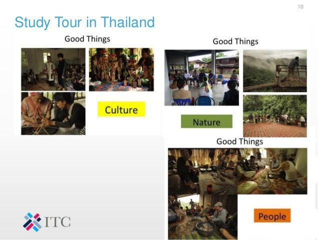 10 Study Tour in Thailand