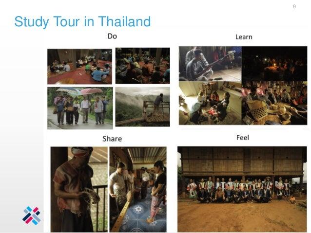 9 Study Tour in Thailand