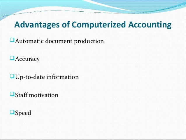 advantages of computerized accounting pdf